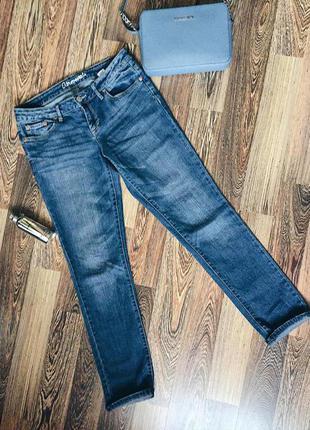 Очень качественные джинсы синие aeropostale, размер s