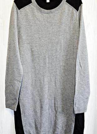 Классное теплое платье в составе шерсть и кашемир фирмы esprit