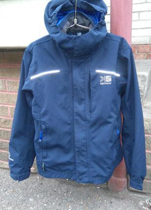 Karrimor 3in1 jacket kids ветровка зимняя курточка куртка мастерка