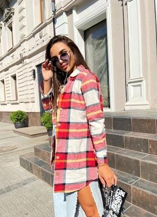 Рубашка арт. nev. 239 ткань: шерсть турецкая