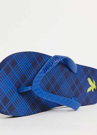 В'єтнамки lyle&scott lyle & scott взуття шльопанці тапочки оригінал 41 42 сандалі