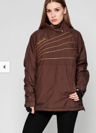 Весенний анорак термо куртка  куртка лыжная dynafunc весна