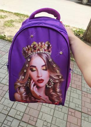 Школьный рюкзак /рюкзак для девочки