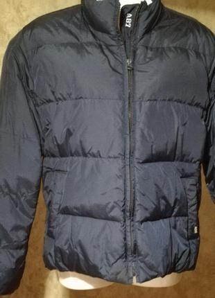 Пух+перо фирменная куртка aeropostale