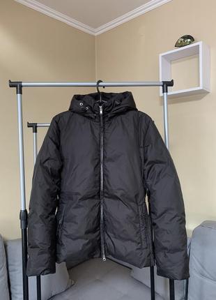 Куртка пуховик benetton , зимняя куртка , зимня куртка