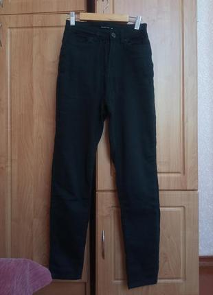 Черные джинсы calliope
