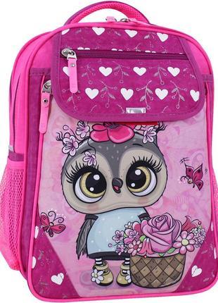 Рюкзак школьный bagland, рюкзак для девочки, фирменный рюкзак, для школы