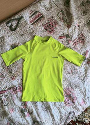 Decathlon upf50 футболка для водных видов спорта