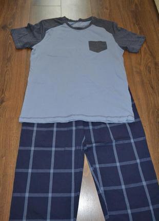 Livergy! немецкое качество! мужская пижама из натур хлопка