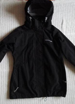 Термо непромокна непродувна куртка вітровка
