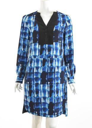 Karen millen красивое вечернее платье с длинным рукавом размер с / м
