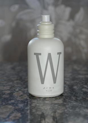 Духи zara white 100 ml, оригинал испания