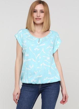Блуза из натуральной вискозы р.56