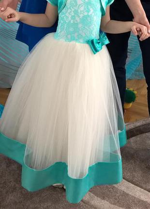Платье на выпускной 🎀3 фото