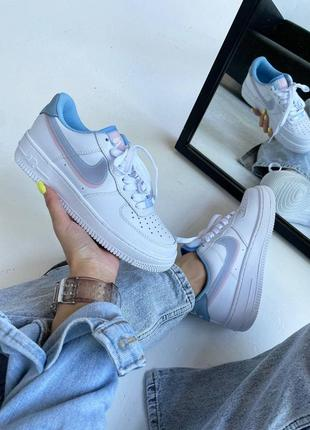 Nike air force double swoosh