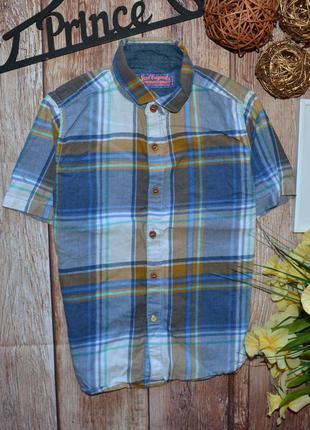 Стильная рубаха next 6 лет (116)