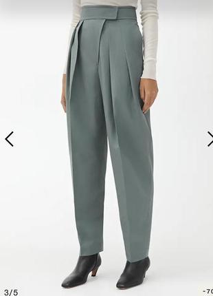 Шерстяные брюки arket