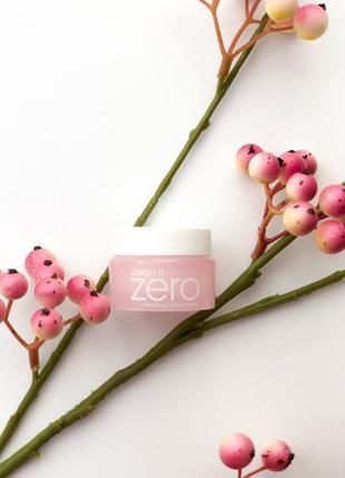 Очищающий бальзам для снятия макияжа banila co clean it zero original