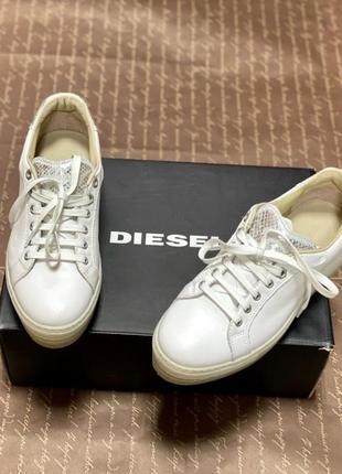 Кеды кроссовки diesel