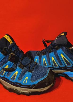 Salomon x-ultra gore-tex трекинговые кроссовки