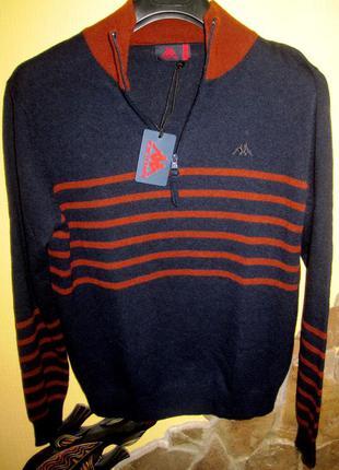 Итальянские мягенькие тоненькие шерстяные свитера robe di kappa,раз s