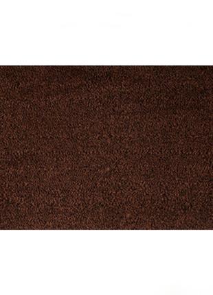 Коврик придверный a-plus 40 х 60 см (2068) коричневый не скользит на полу
