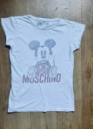 Хлопковая футболка narcis urban shopping
