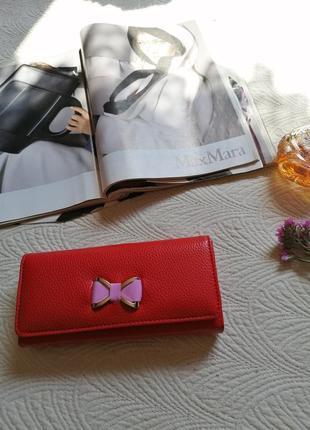 Новый, яркий, стильный кошелёк, портмане ❤️
