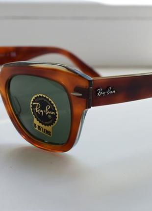 Солнцезащитные очки, окуляри ray-ban, 2186, оригинал!