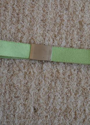 Ремень текстиль  на талію до 94 см
