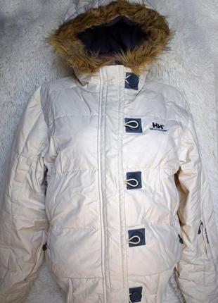 !-50 % только до пятницы black friday!!! брендовая куртка пуховик от helly hansen