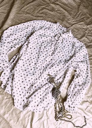 Блуза с длинным рукавом uk 20