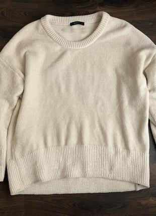 Супер плюшевый свитер zara