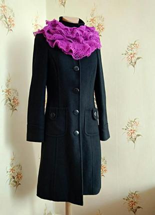 Пальто#весна#осень#демисезонное#черное#