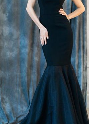 Платье вечернее длинное хл-ххл
