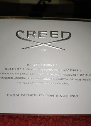 Creed white love