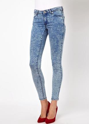 Эластичные джинсы-варенки для вас, носите с удовольствием.