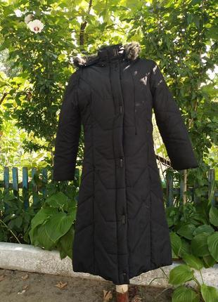 Зимнее палто на синтепоне  48р