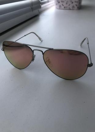 Ray ban aviator солнцезащитные очки