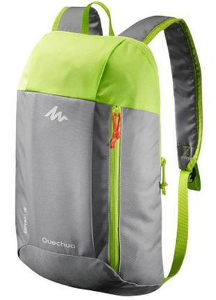 Фирменный рюкзак с французкого decathlon