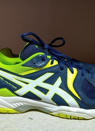 Легкие и комфортные кроссовки asics gel-hunter 3 r507y