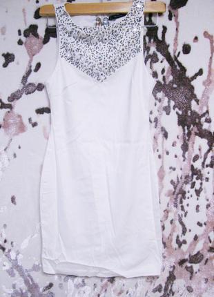 Стильное вечернее платье zara