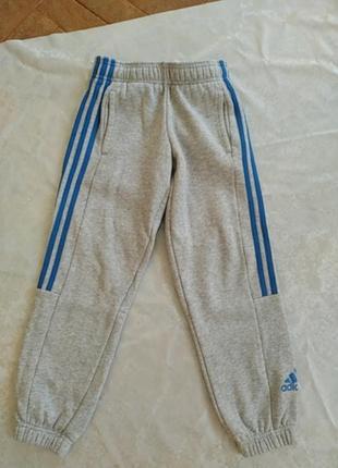 Спортивні штани для хлопчика утеплені на флісі