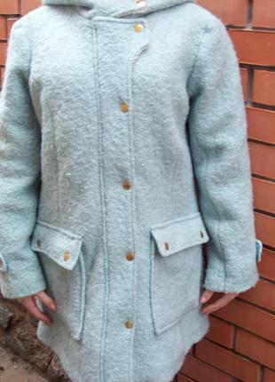 Очень тёплое пальто, осень-зима от фирмы atmosphere