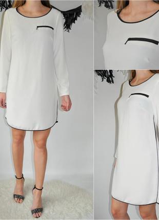 Стильное платье definitions прямого кроя