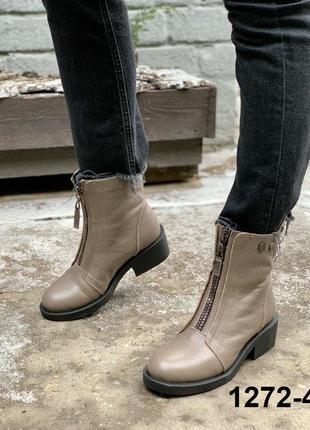 Женские зимние ботинки в стиле diesel(дизель)