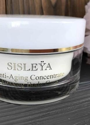 Концентрат для упругости тела sisley sisleÿa anti-aging concentrate firming body care