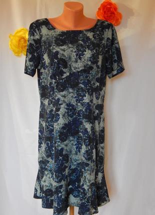 Платье от next (размер 14-16)