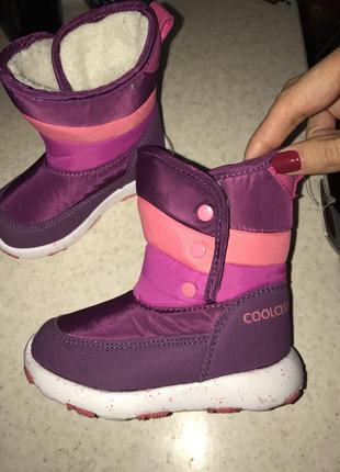 Ботиночки cool club