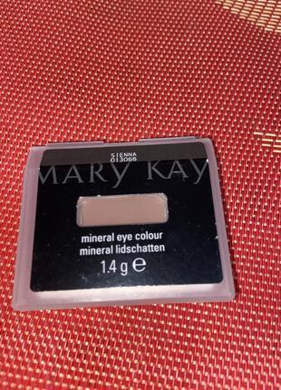 Тіні мінеральні від mary kay (мері кей).